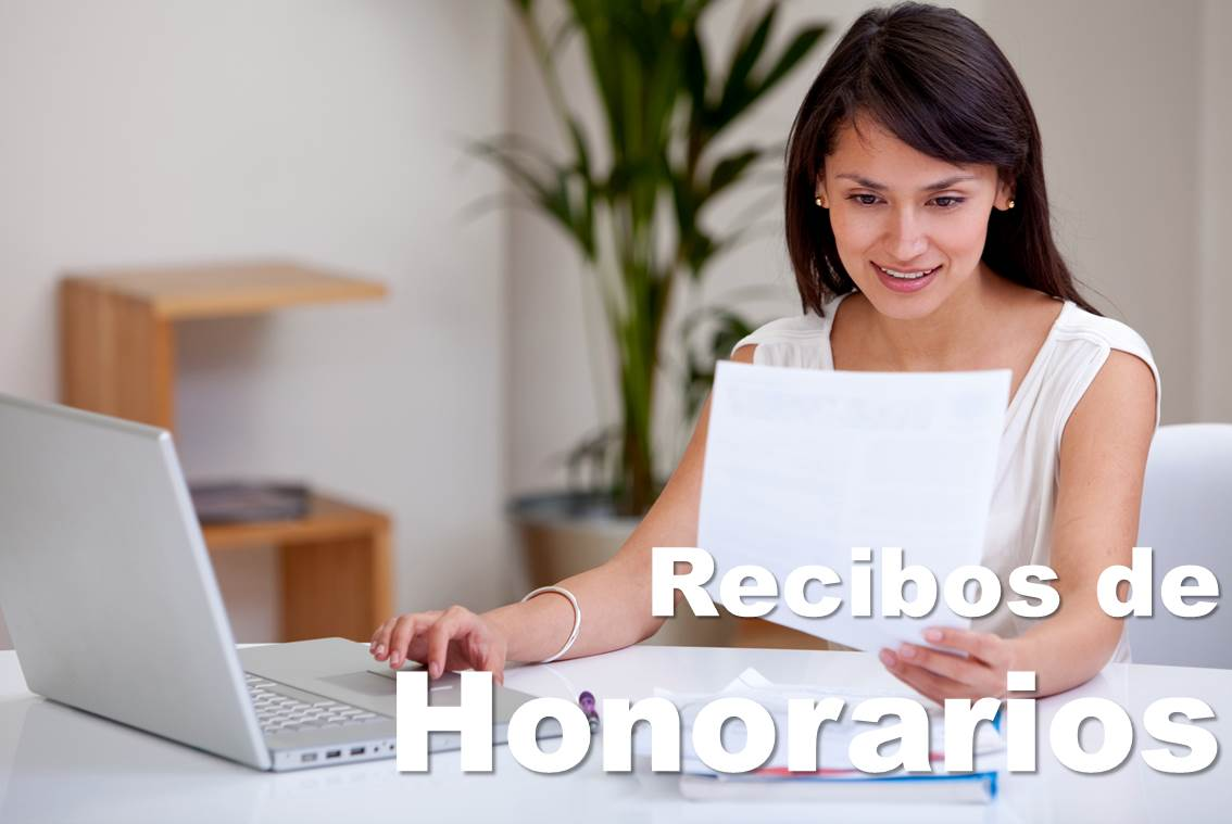 Recibos de Honorarios